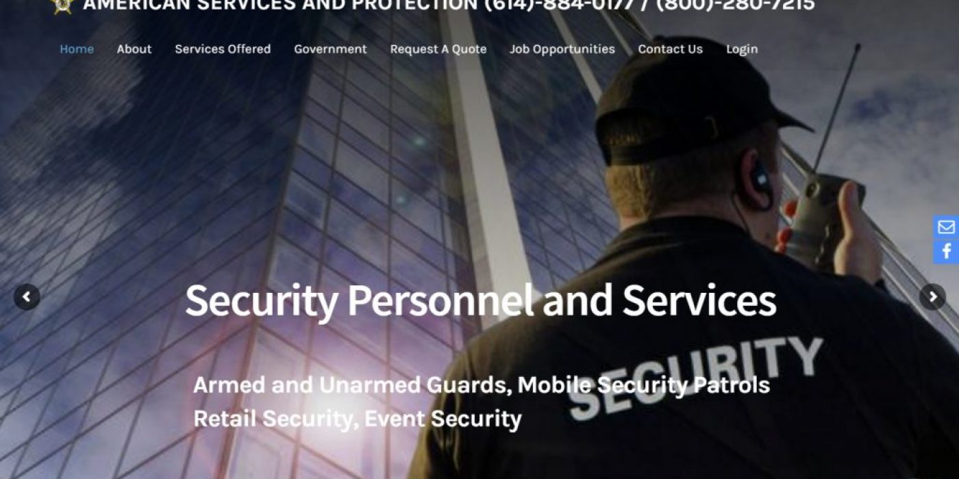 American Services and Protection