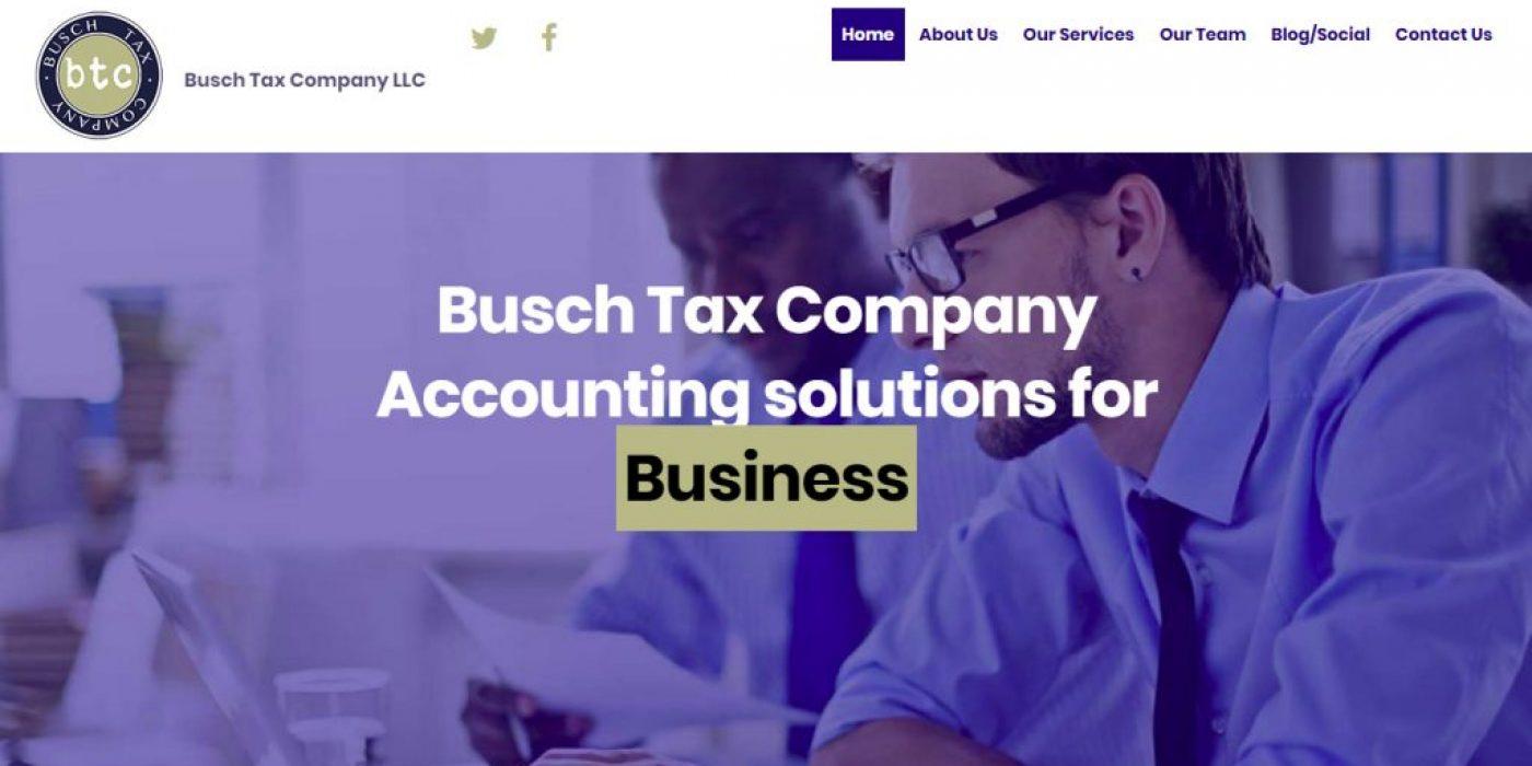 Busch Tax ss
