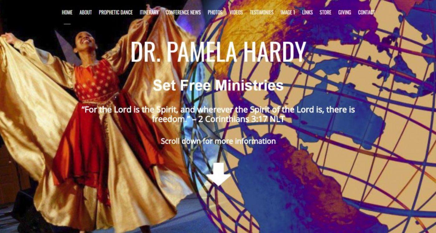 DR Pamela Hardy