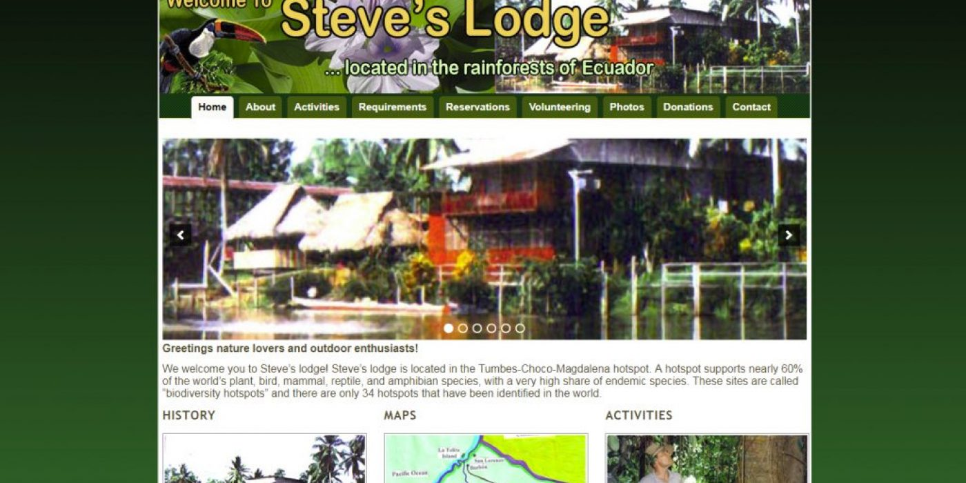 Steves Lodge SS