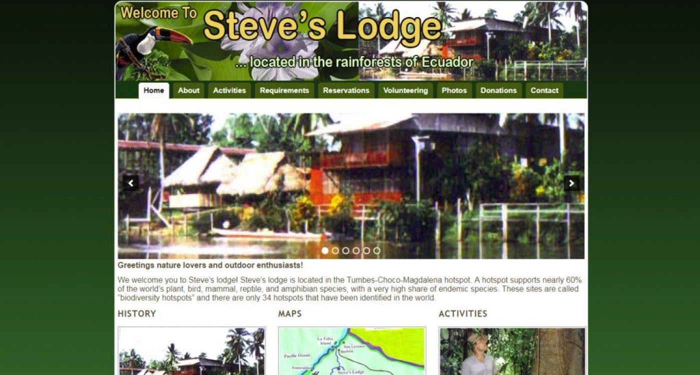 Steves Lodge SS